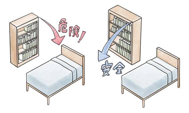 家の地震対策を万全に!家具を固定して転倒を防止&耐震基準を確認しよう
